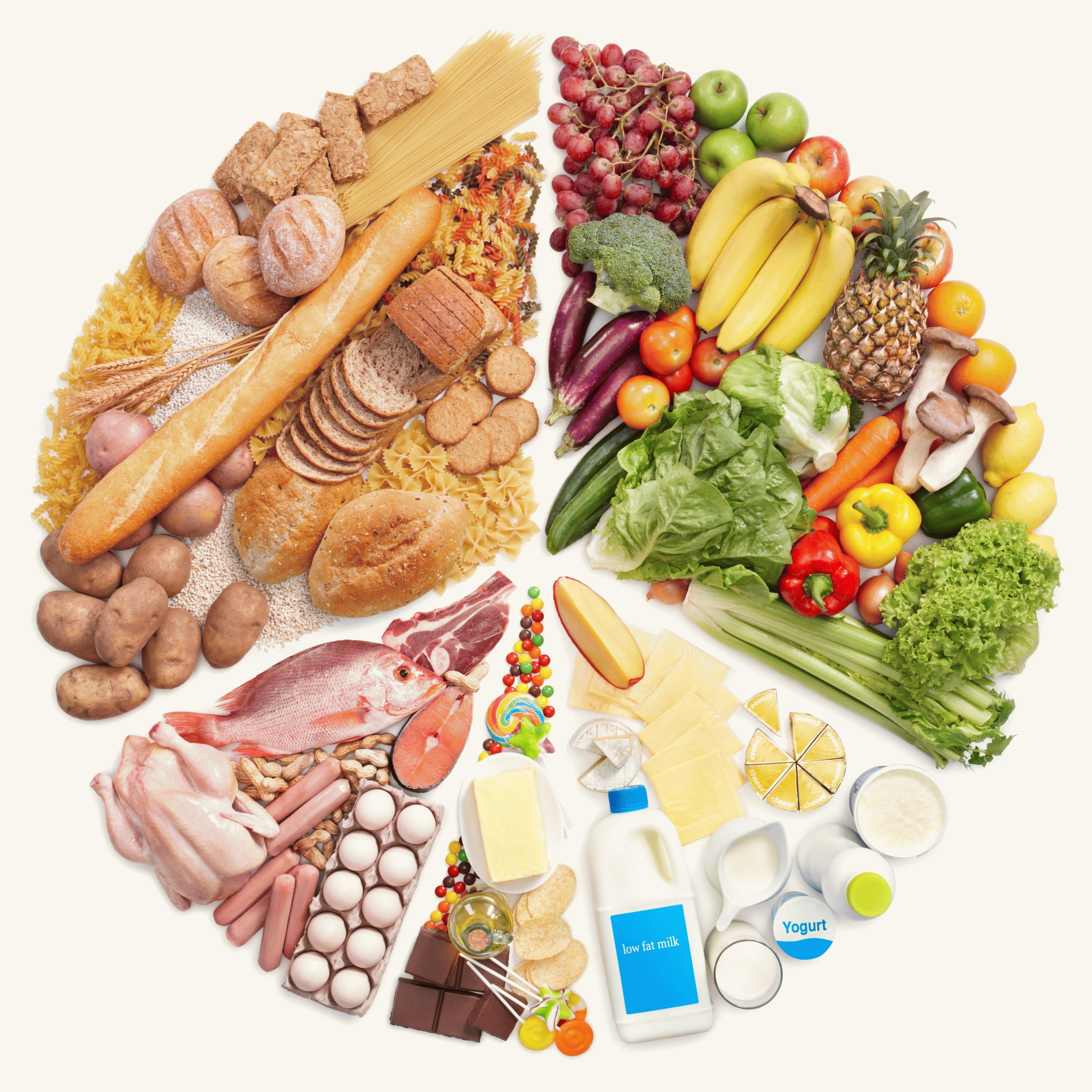 Cần cung cấp đủ 4 nhóm chất dinh dưỡng cho trẻ