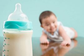 Dùng sữa tăng cân tại nhà cho trẻ đúng cách