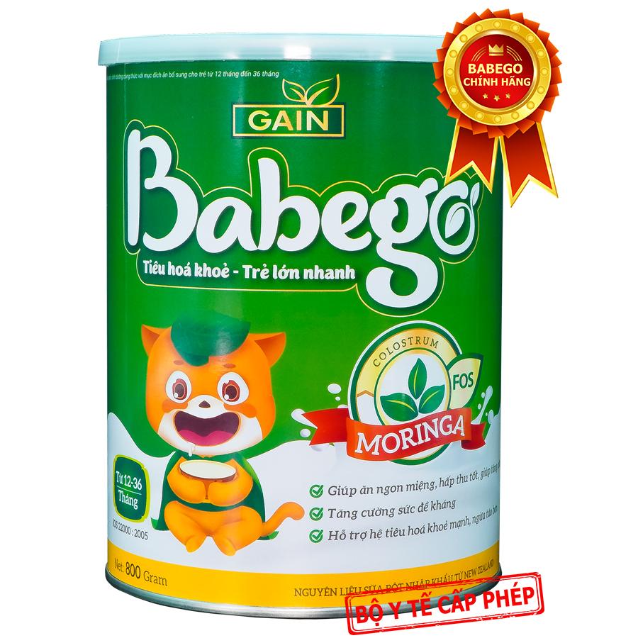 Ưu điểm sữa Babego