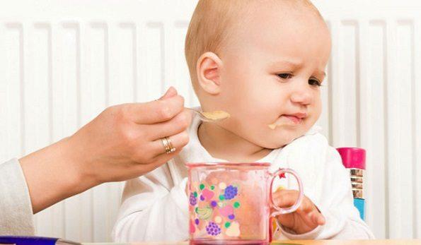 Giải pháp dứt điểm tình trạng trẻ biếng ăn