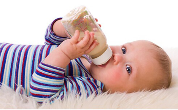 sữa tăng cân cho trẻ 1 tuổi