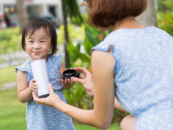 Cách pha sữa bột Babego chuẩn giúp bé tăng cân vù vù
