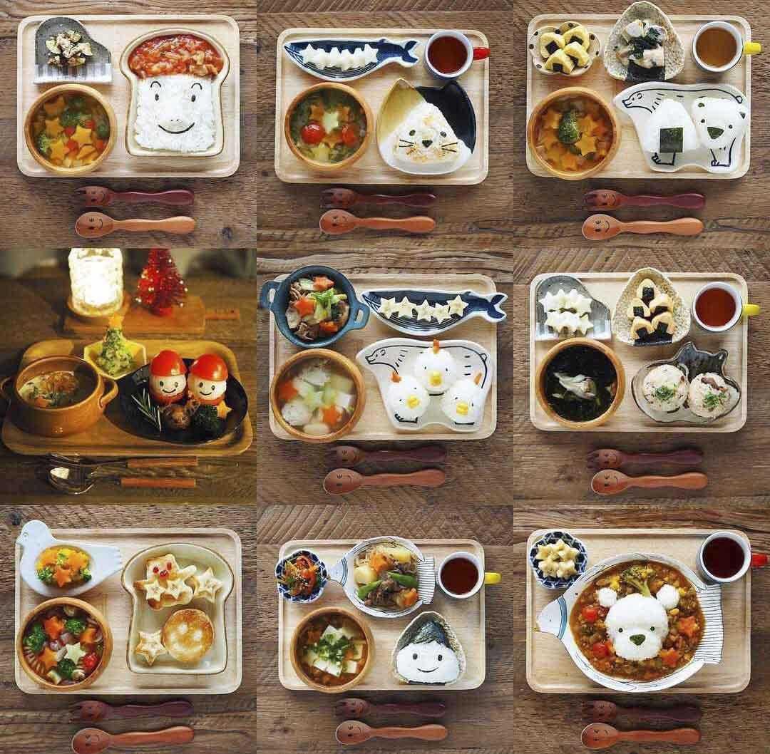 Cải thiện bữa ăn cho trẻ