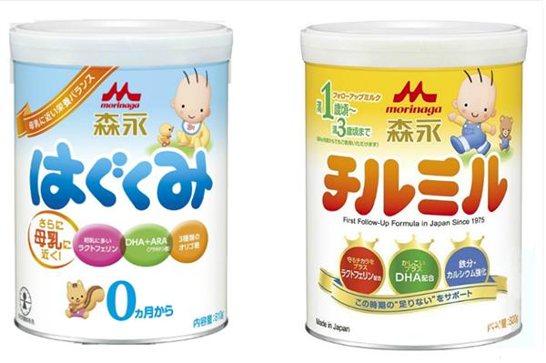 sữa morinaga giúp trẻ tăng sức đề kháng