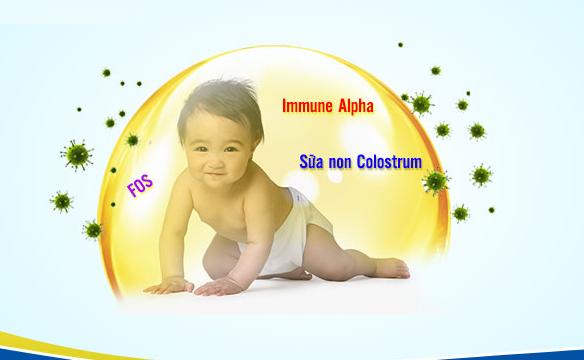 Tác dụng của sữa babego đối với trẻ nhỏ