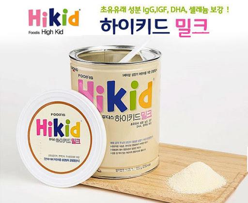 Top 5 loại sữa giúp tăng sức đề kháng được ưa chuộng nhất 2020