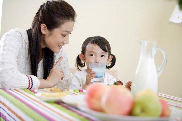 Trẻ uống sữa Babego bao lâu thì tăng cân?