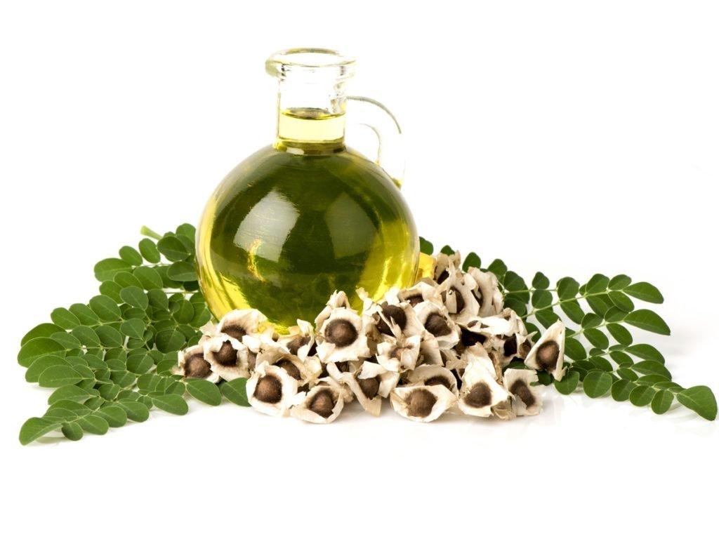 Sự kết hợp của bột chùm ngây và dầu oliu