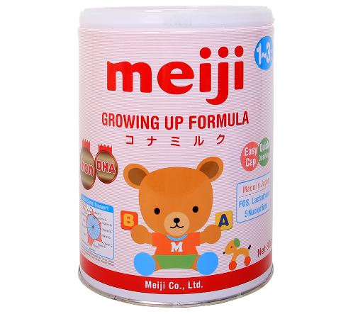 Các loại sữa mát giúp bé tăng cân vượt trội