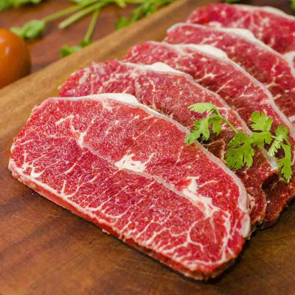 Chọn thịt vai bò để nấu xào