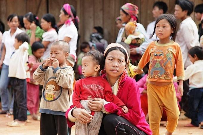 Trẻ em suy dinh dưỡng phổ biến tại Việt Nam