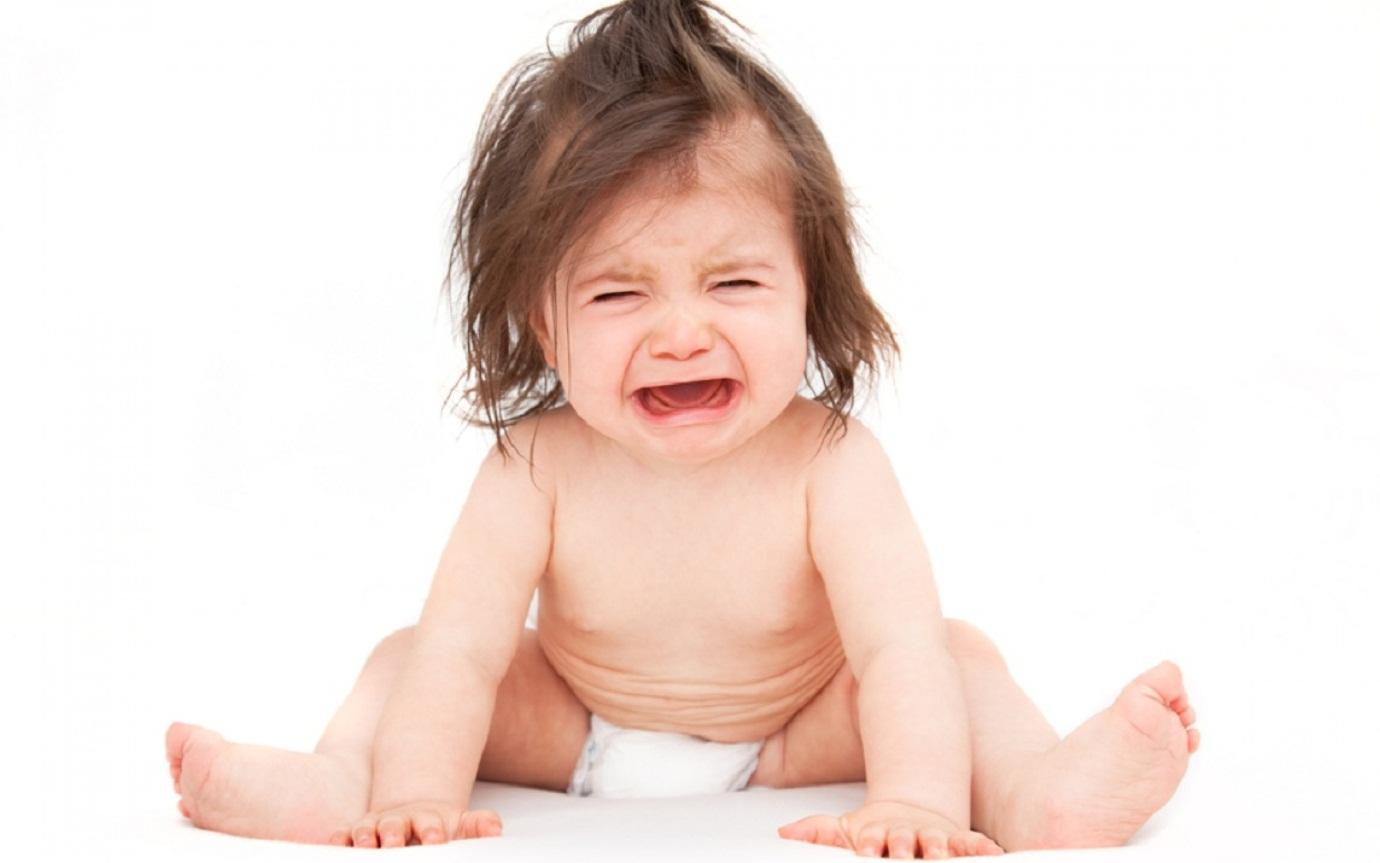 Trẻ 1 tuổi biếng ăn bị bệnh