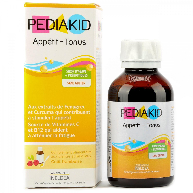 Thuốc cho trẻ biếng ăn Pediakid