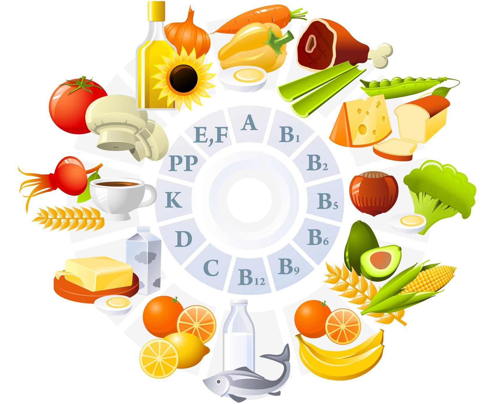 Cung cấp đầy đủ chất dinh dưỡng cho bé