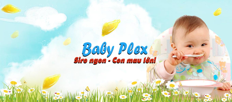Công dụng của Baby Plez