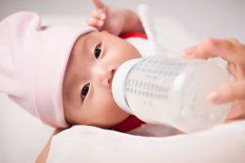 Biện pháp khắc phục tình trạng biếng ăn cho trẻ sơ sinh bú ngoài