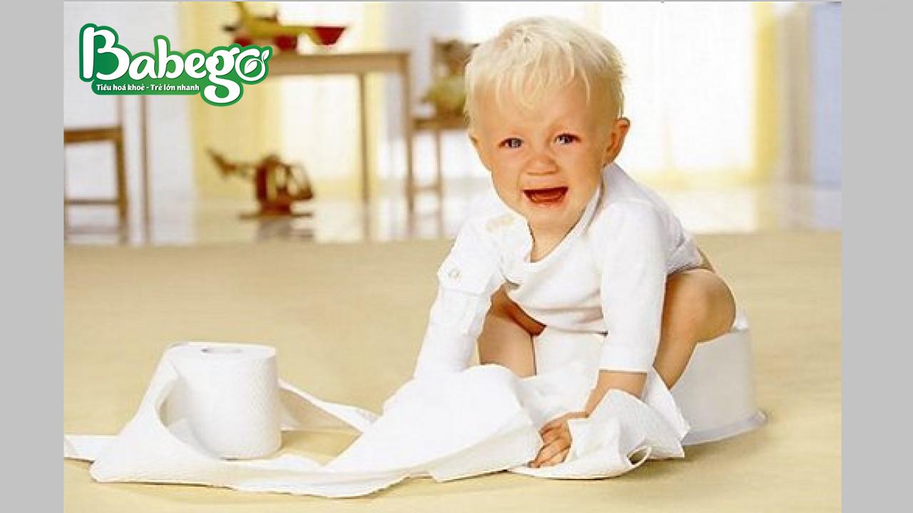 Bệnh tiêu chảy ở trẻ