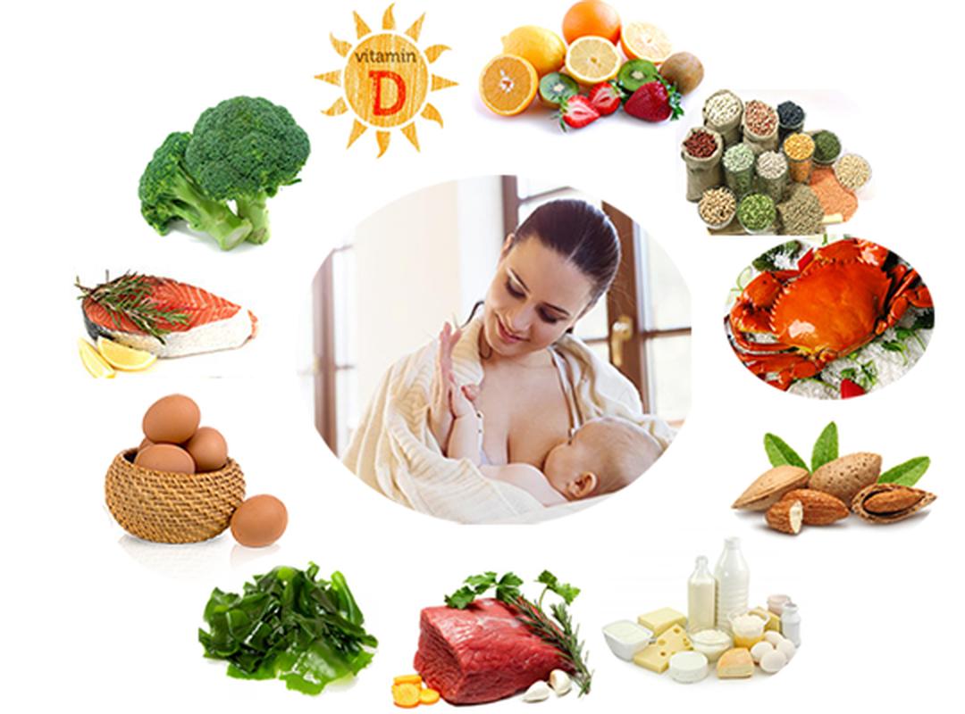 Thực phẩm mẹ nên ăn khi trẻ sơ sinh bị tiêu chảy