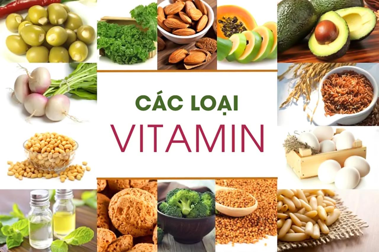 Bổ sung vi chất, vitamin