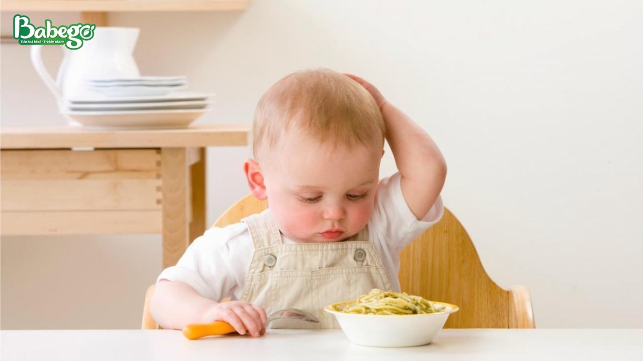 Trẻ kém hấp thu uống sữa gì?