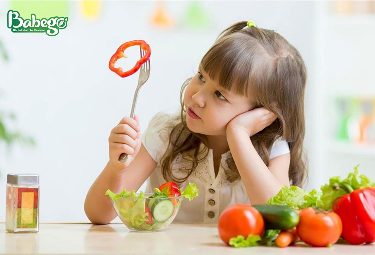 Chế độ dinh dưỡng không hợp lý