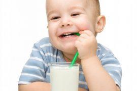 Thành phần sữa cho trẻ bị tiêu chảy