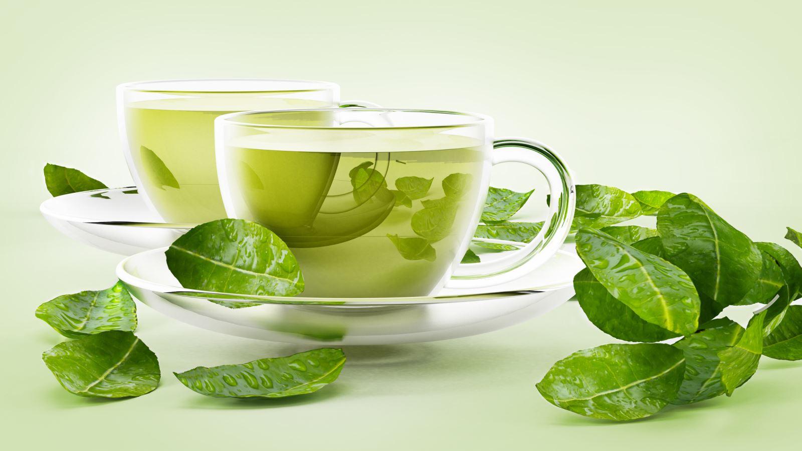 Trẻ bị sốt không nên uống trà xanh