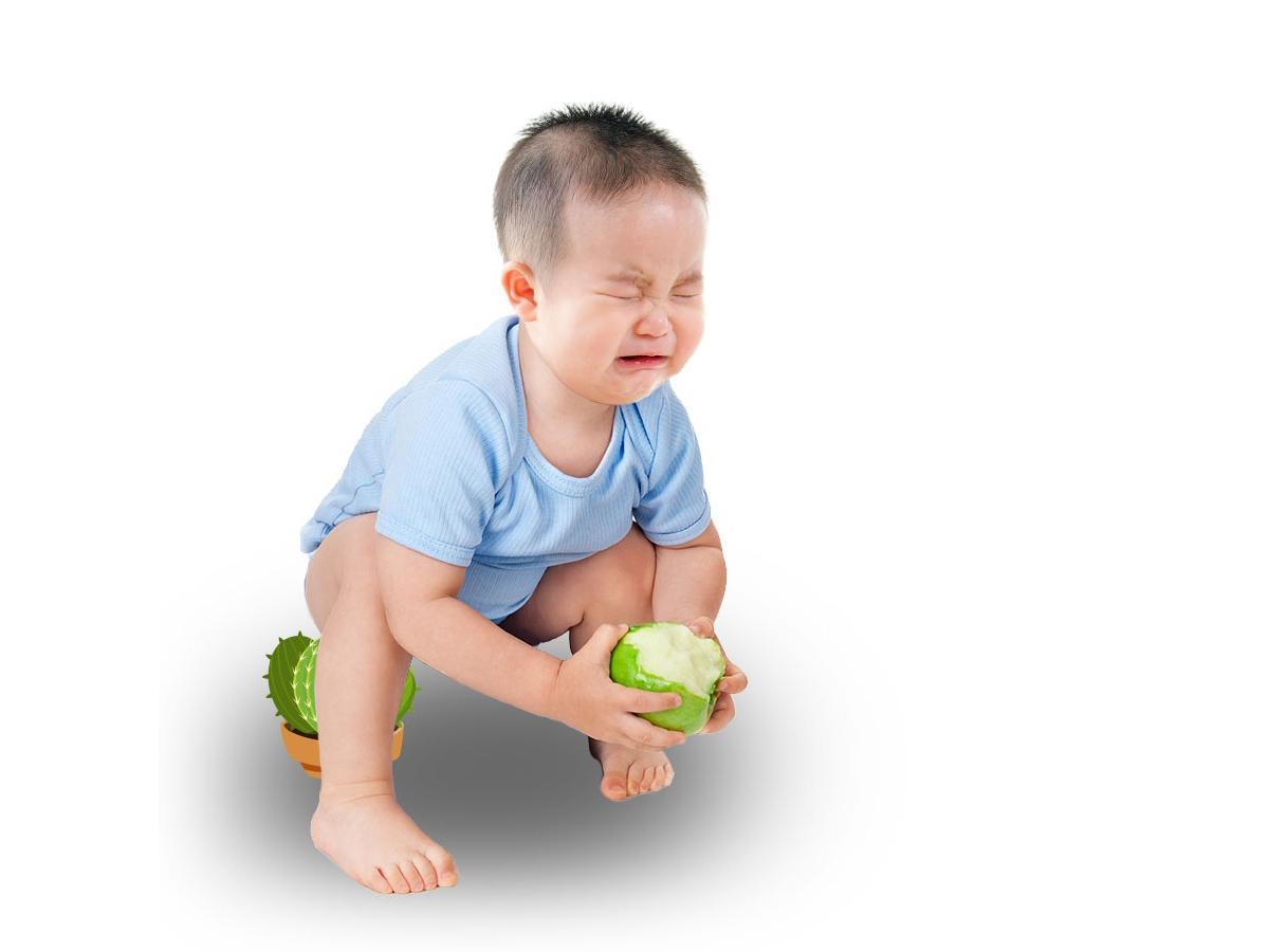 Trẻ bị táo bón - trẻ sơ sinh không đi ngoài