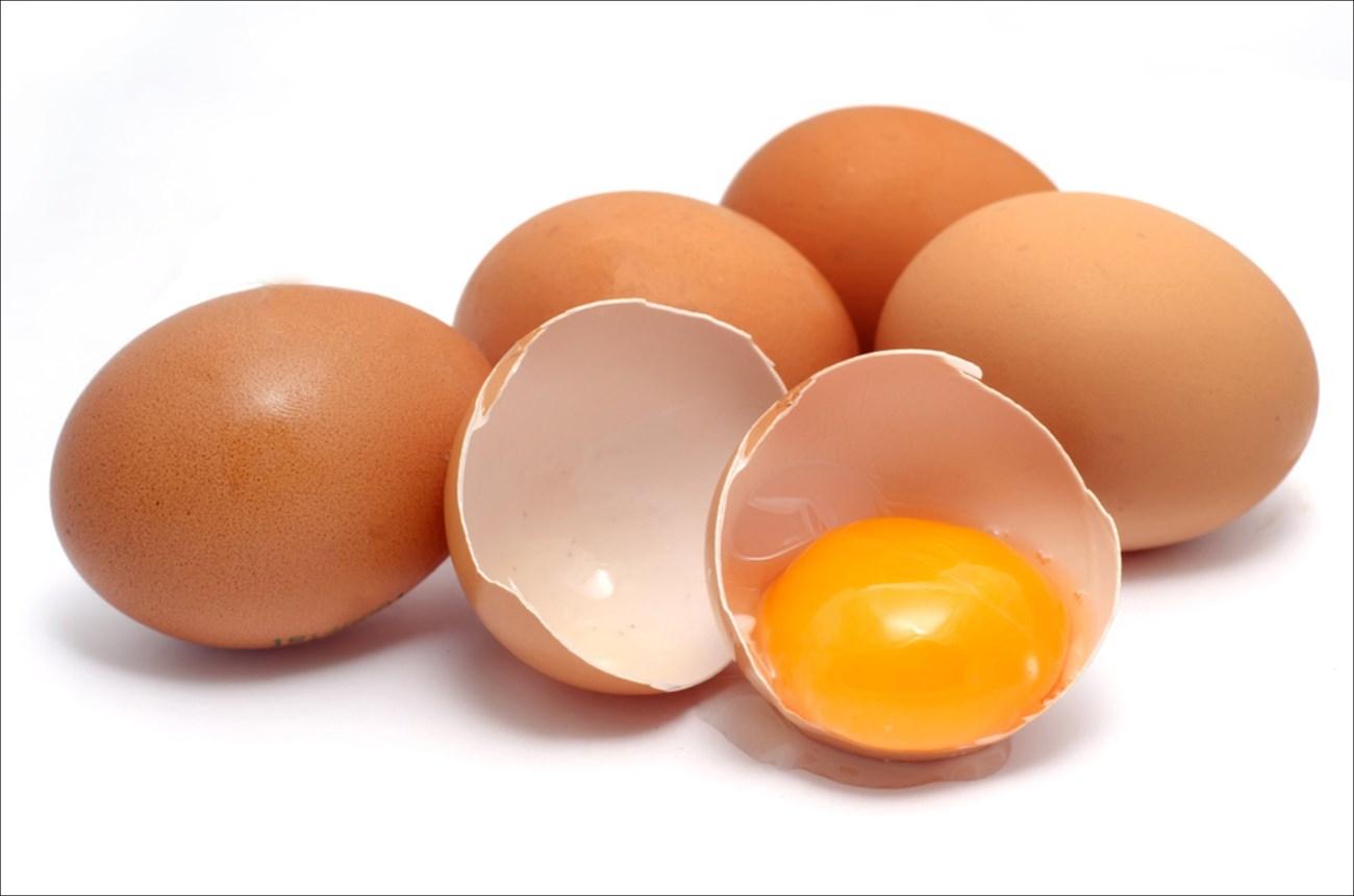 Không nên cho con ăn trứng gà khi con bị sốt