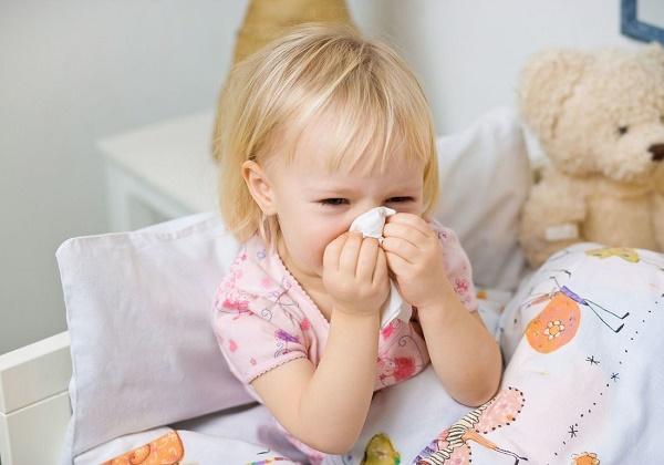 Giai đoạn này trẻ thường ốm vặt, biếng ăn